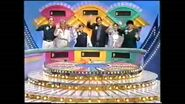 Wheel of fortune -family week 1995