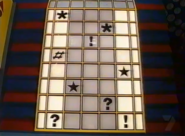 Scramble board