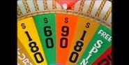Wheel of fortune australia -1991 wheel