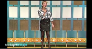 Adriana Xenides -wheel of fortune early 1990s