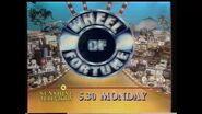 Wheel of fortune promo