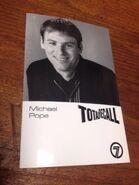 Michael Pope fan card