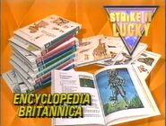 Strike it Lucky Encyclopedia Britannica