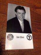 Rob elliott fan card