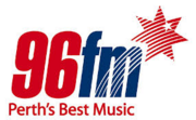 96fm (previous) logo