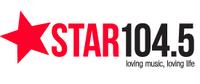 Star 104.5 logo