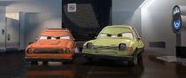 Cars 2 screenshot 4 grem