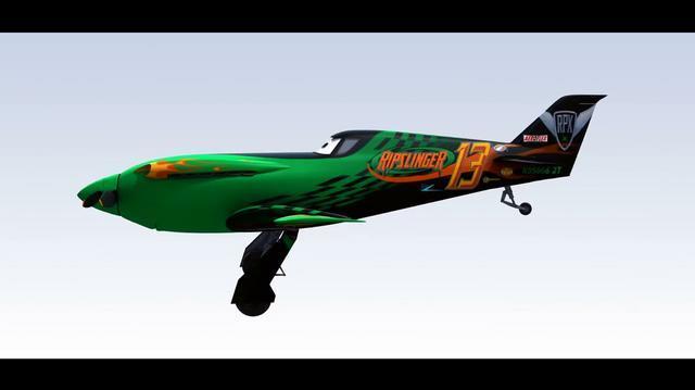 """Disney """"Planes"""" - Ripslinger"""