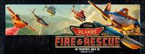 Planesfireheader samoloty 2 plakat
