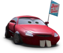 Mater the greater big fan