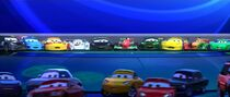 World Grand Prix racers startled by Mater