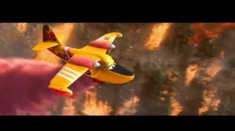 Samoloty 2 - Gaszenie pożaru