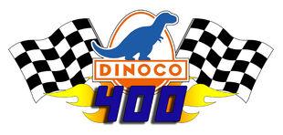 Dinoco400logo
