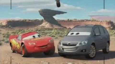 Pixar Opel