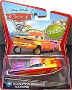 Radiator springs ramone chase cars 2 single