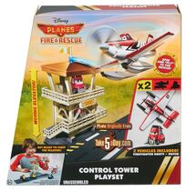 Control-tower-playset