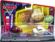 Mama topolino unibody variant cars 2 movie moments