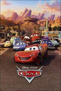 Plakat auta