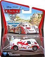 Shu todoroki cars 2 single