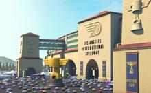 Los angeles international speedway