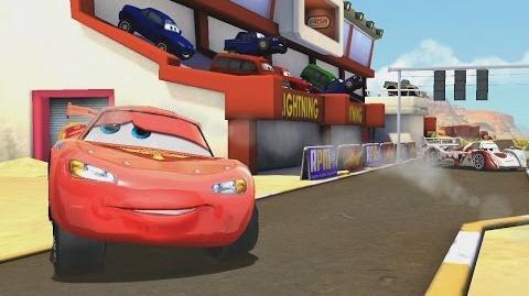 Cars Fast as Lightning - Teaser Trailer