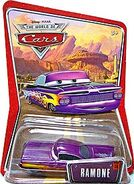 Ramone purple world of cars single