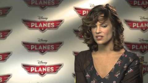 Disney Film.it intervista Micaela Ramazzotti e i realizzatori di Planes