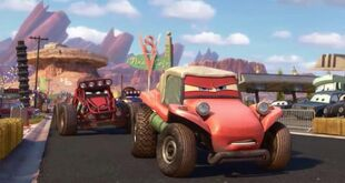 The Radiator Springs 500