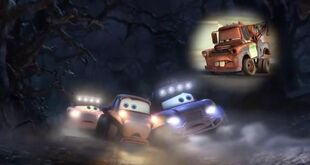 The Radiator Springs 4