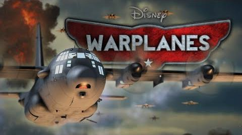 Disney's WARPLANES (Official Trailer) Gritty Reboots