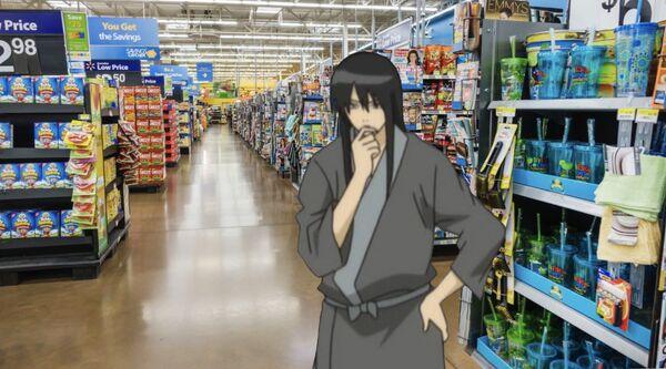 Zura in Walmart