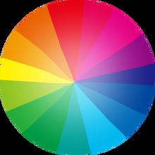 Simplified Color Wheel