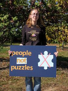 People Not Puzzles, Melanie Yergeau