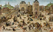1280px-La masacre de San Bartolomé, por François Dubois