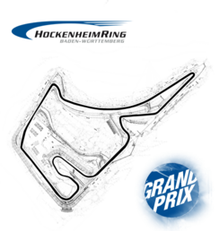 Hockenheim grandprix