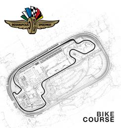Indianapolis bikecourse