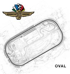 Indianapolis oval
