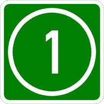 Knoten 1 grün
