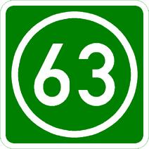 Knoten 63 grün