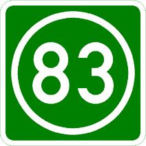 Knoten 83 grün