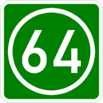 Knoten 64 grün