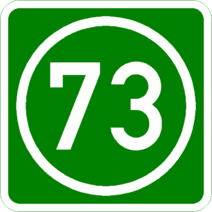 Knoten 73 grün
