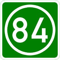 Knoten 84 grün