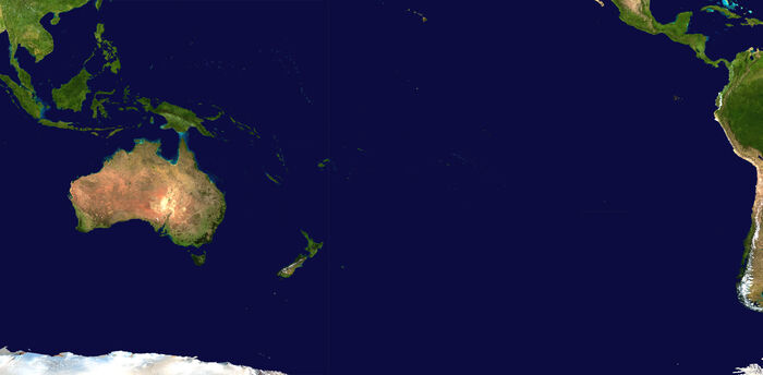 Oceania satellite