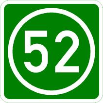 Knoten 52 grün
