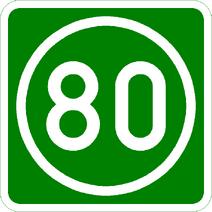 Knoten 80 grün