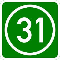 Knoten 31 grün