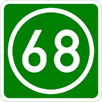 Knoten 68 grün