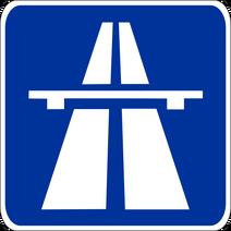Autobahnsymbol