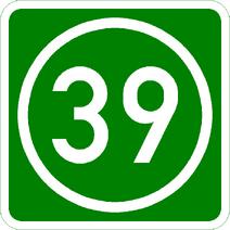 Knoten 39 grün